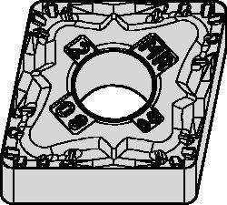 CNMG120404MR WP25CT